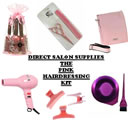 Student Pink Hairdressing Kit