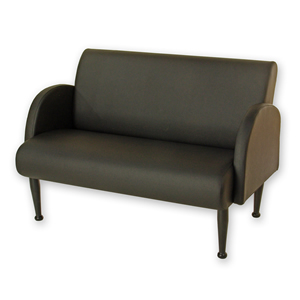 Direct salon supplies divan 2 seater waiting seat for Divan direct