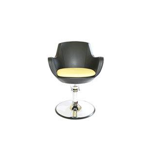 Direct Salon Supplies Luna Hydraulic Styling Chair On Round Base