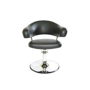 Direct Salon Supplies Milano Lux Hydraulic Styling Chair On Round Base