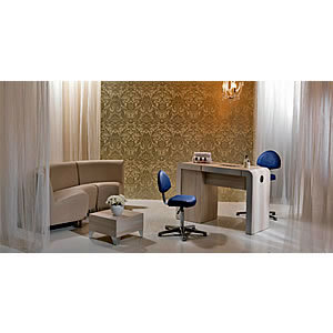 REM Concorde Nail Beauty Salon Furniture Package