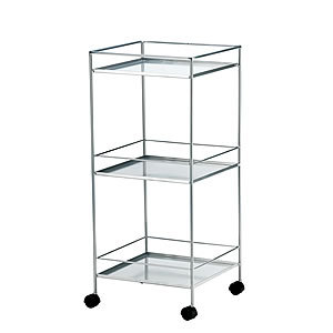 Direct Salon Supplies SK 3 Tier Steel Spa Trolley