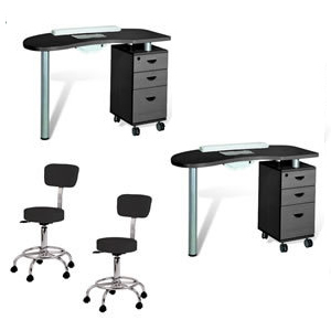 Nail salon furniture package home design for Nail salon furniture suppliers