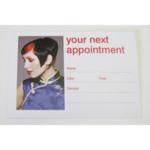 Direct Salon Supplies Dark Hair Appointment Cards