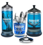 Barbicide Disinfectant Jars