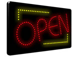 Direct Salon Supplies LED Open Sign