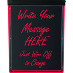 Direct Salon Supplies Illuminated Message Board