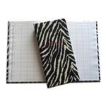 Direct Salon Supplies Zebra Appointment Book
