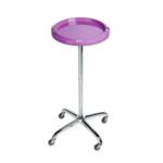 Direct Salon Supplies Escort Violet Round Service Trolley