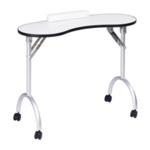 Direct Salon Supplies Folding Manicure Table