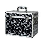 Direct Salon Supplies Black Baroque Case