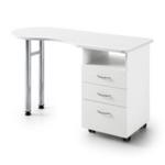 Direct Salon Supplies Vivian Manicure Desk