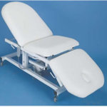 Skinmate Electric Couch With Knees Up Facility