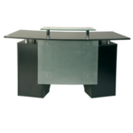Direct Salon Supplies Charisma Reception Desk