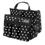 Wahl Black Polka Dot Tool Carry