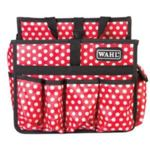 Wahl Tool Carry in Red Polka Dot