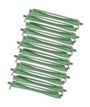 Perm Rods Green Pack 12 - 5mm