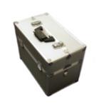Sibel Evolution Aluminium Multi-Compartment Storage Case