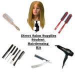 Direct Salon Supplies Student Hairdressing Kit