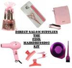 Direct Salon Supplies Pink Student Hairdressing Kit