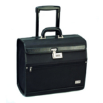 Black Lockable Canvas Tool Case