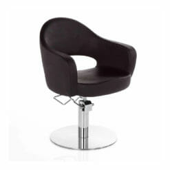 Direct Salon Supplies Sumo Hydraulic Styling Chair in Black