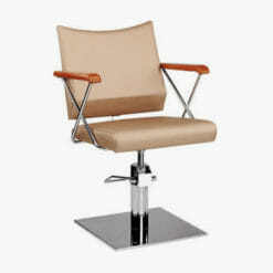 Ayala Roma Hydraulic Styling Chair In Cat W Upholstery