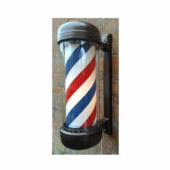 Direct Salon Supplies Premium Revolving Barbers Pole
