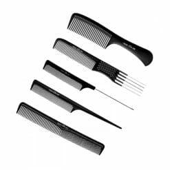 Head Jog Black Combs Full Set