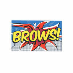 Direct Salon Supplies Brows Appointment Cards