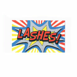 Direct Salon Supplies Lashes Appointment Cards