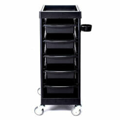 Salon Fit Detroit Hairdressing Trolley